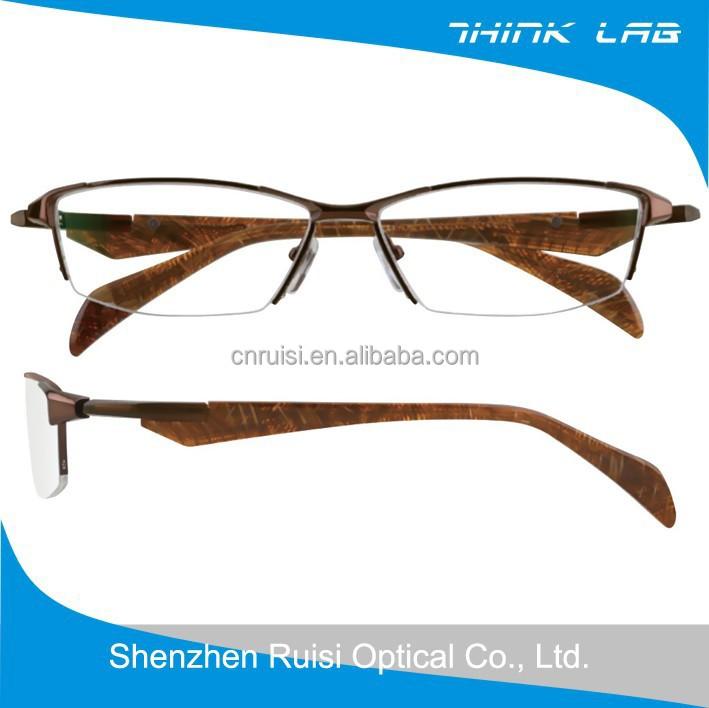 Factory Custom Japan Masaki Titan Eyeglass Frame - Buy Eyeglass ...