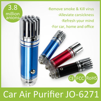 2014 New Product Ideas on the market (Car Air Purifier JO-6271)