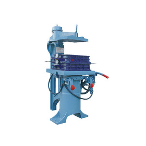Clay sand foundry molding machine green sand casting equipment for making aluminum foundry pieces casting iron parts