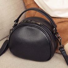 Модная сумка из натуральной кожи, женские сумки через плечо, Маленькая женская сумка на плечо, роскошные сумки-мессенджеры, Женская сумочка,...(Китай)