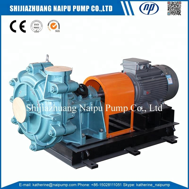 Naipu Industry Centrifugal Gland Seal Water Pump for Slurry Pump