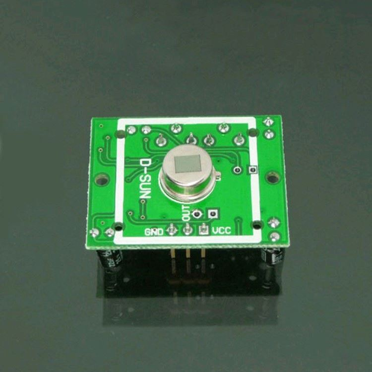HC-SR501 PIR sensor human body detecting module/pyroelectricity infrared sensor with high quality probe