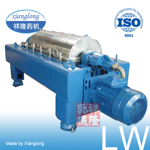 LW Series Continuous Centrifuge