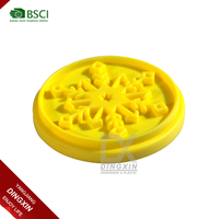 Best Sale Eco-friendly Christmas Snow Silicone Stamp