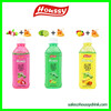 Houssy 350ml honey aloe vera fresh fruit juice drink importer wanted