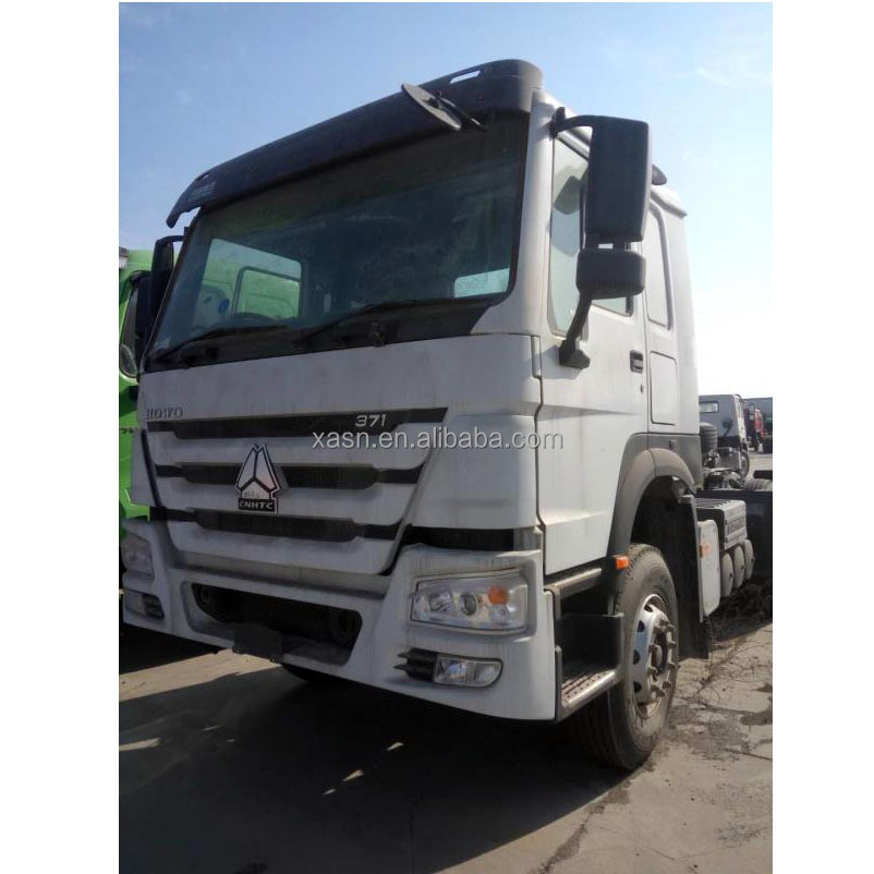HOWO 6*4 tractor <strong>truck</strong> on sale