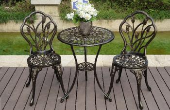 Mobili Da Giardino In Ghisa.2017 Bel Design Giardino Ghisa Tavolo Set Sedia Mobili Da Giardino