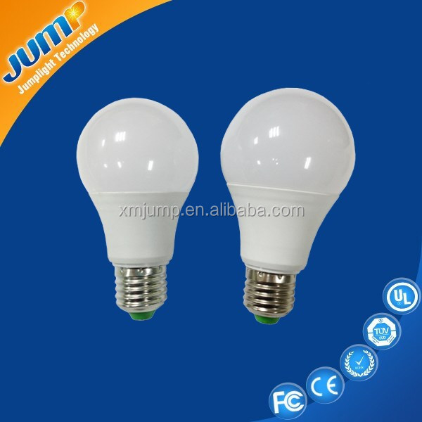 2015 New Type 3W Plastic +Aluminim Higher Lumens 250Lm LED Light Bulbs