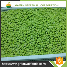 High quality health vegetables frozen whole kernel soybean