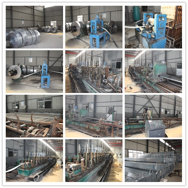 Anneal square tube mill steel buy