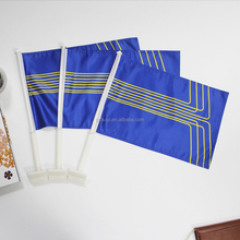 car flag wholesale in Guangzhou,quality car window flag holders