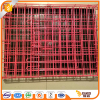 Easy Operation only stainless steel dog cages