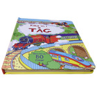 hardcover kids story board book