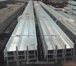 Structure used steel h beam column beam Steel beam or construction