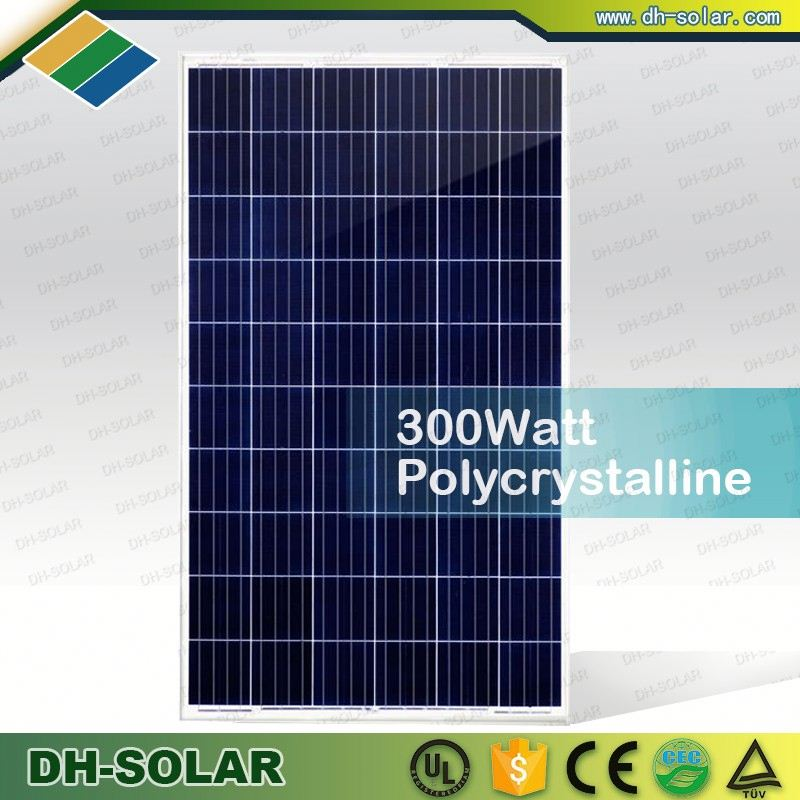 Solar panel low cost poly 250w modules from DH-Solar Energy