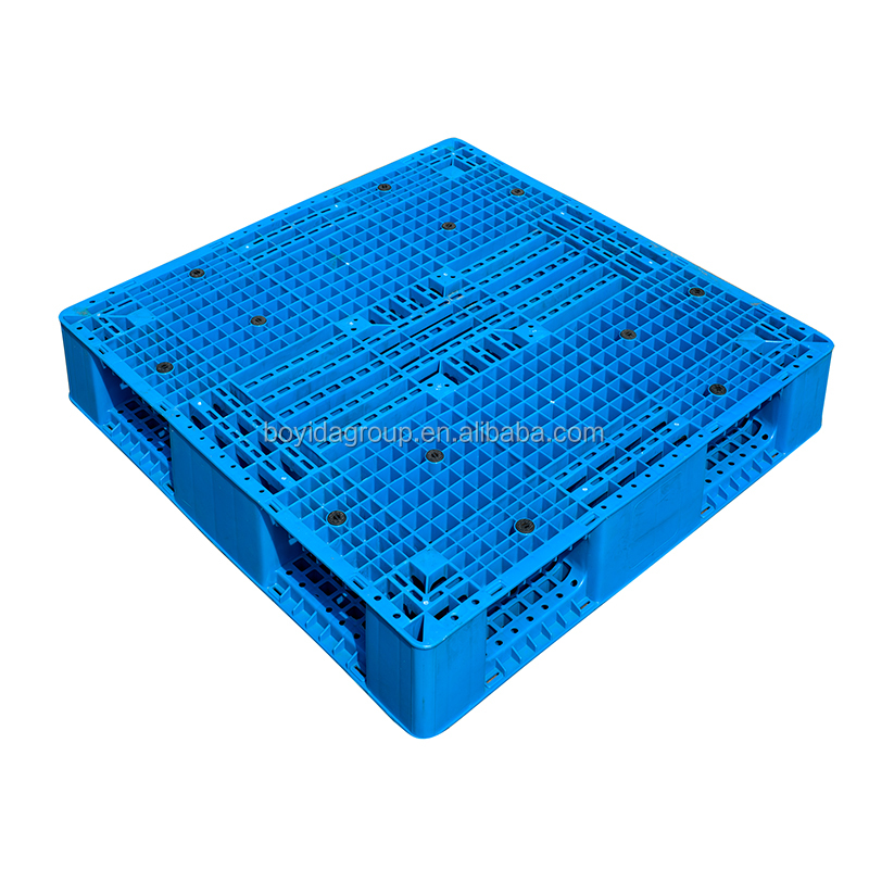 HDPE cheap recycle plastic pallet size 1200*1000*150 for sale!