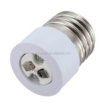 New E27 To Mr16 Base Socket Adapter Converter Extender For Led ...
