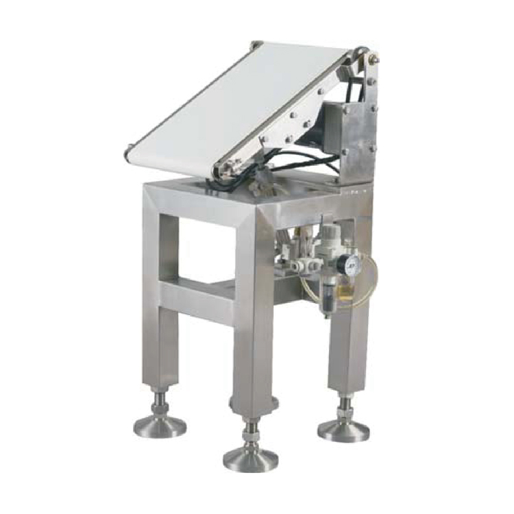 Hig quality 10# color touch screen checkweigher automatic weighing machine for production line