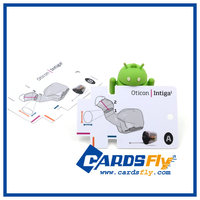 Shenzhen Professonal Manufacturer Provide High Quality Custom PVC Smart Card