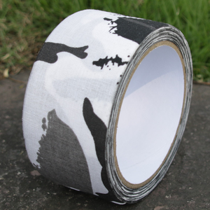 High Adhesion Wild Cotton Hunter Camo Cloth Tape Manufacturer