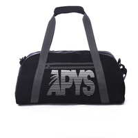Men's custom waterproof travel garment duffel gym bag Custom Logo for Training