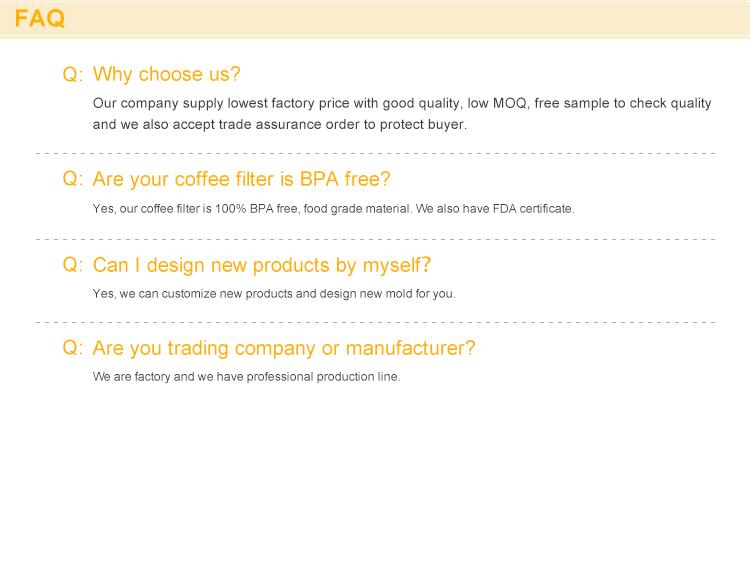 YRP Commercio All'ingrosso Riutilizzabile Caffè Capsule Riutilizzabile Compatibile Per Nescafé Dolce Gusto di Caffè filtro