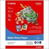 """CANON 2047V137 (004) Canon Matte Photo Paper (8.5""""l X 11""""w 50 Pk) (7981A004AB) $9.99 $7.05"""