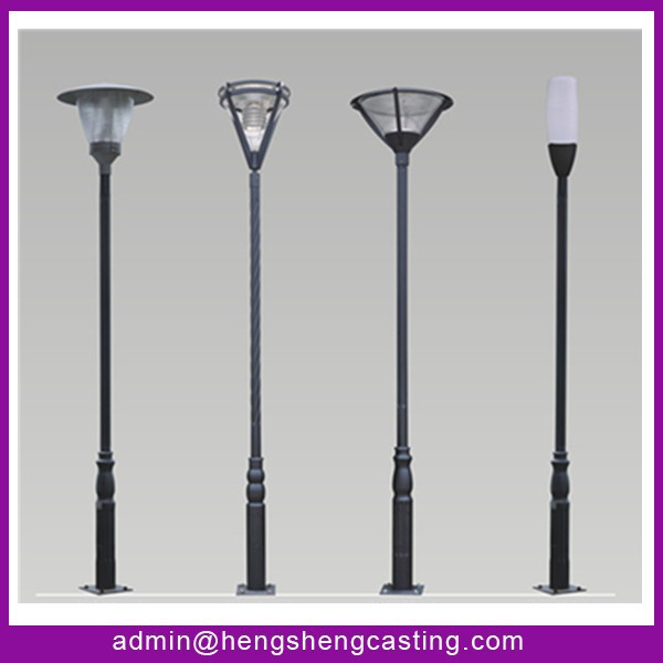 Classic garden lighting pole light pole street light