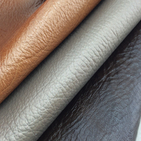High grade genuine upholstery leather for sofa