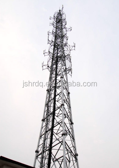 Factory Price Angle Steel Telecom Tower Supporting for Signal Transmission