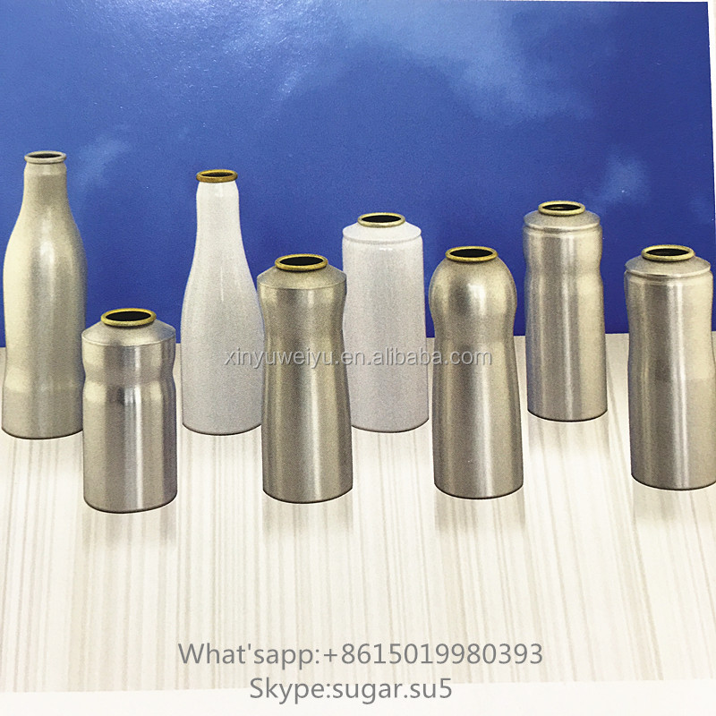 Aluminium cans for beverage