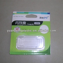 wholesale Blister Packing for USB Flash Drive Flash Disk