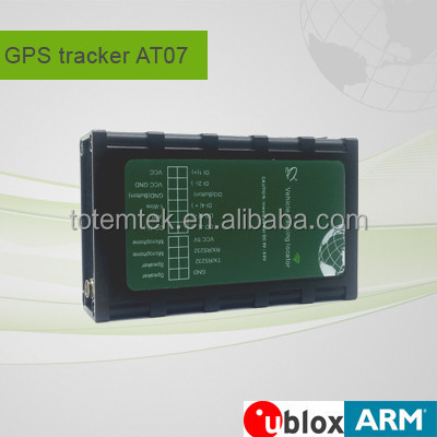 2018 AT07-2G gps tracker Portable School Bus GPS Tracking Geo Fence Sleep Entry / Exit Detection