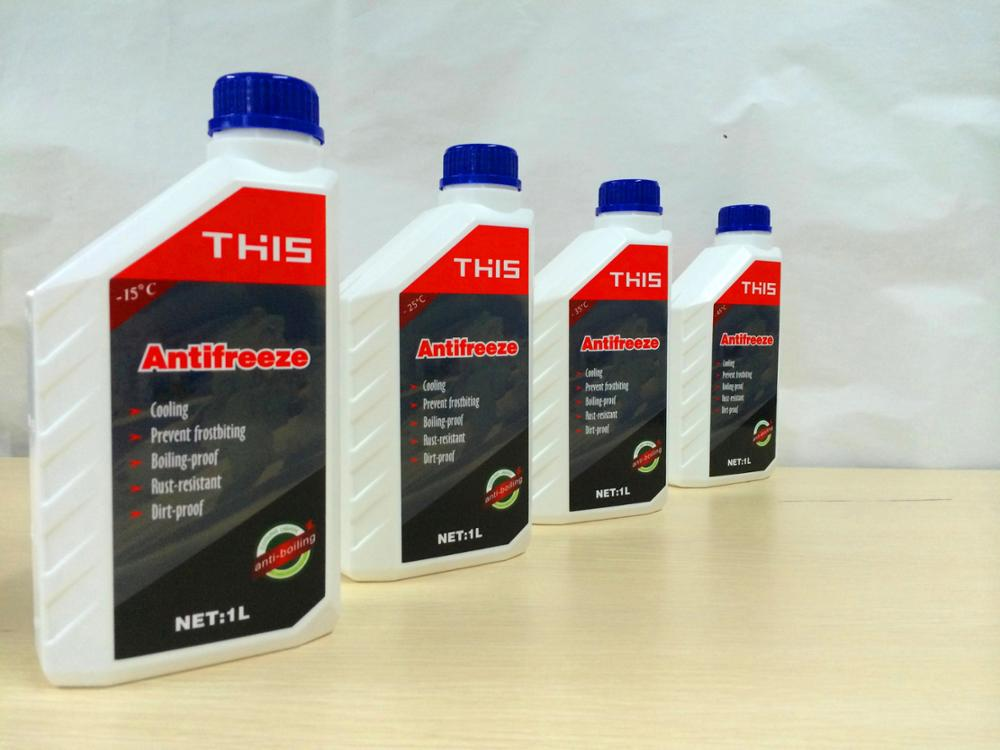 Car coolant system extend life waterless engine radiator fluid antifreeze coolant