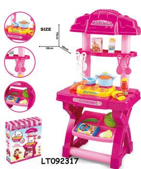 Big Pretend Kitchen Toys Kitchen Play Set Toys Children Kitchen Set