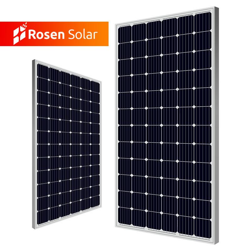 Rosen solar 310 315 320 325 330 350 400 watt sun power monokristalline solar panels