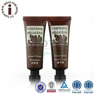 Luxury Cosmetic Packing Tube