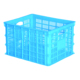 Plastic Transport Stackable Storage Milk Crate