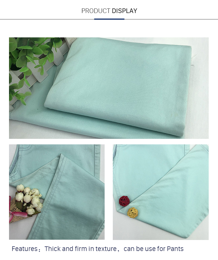 71%Cotton 26%Modal 3%Spandex Cotton Modal Satin Clothing Material Fabric With Weight 238GSM