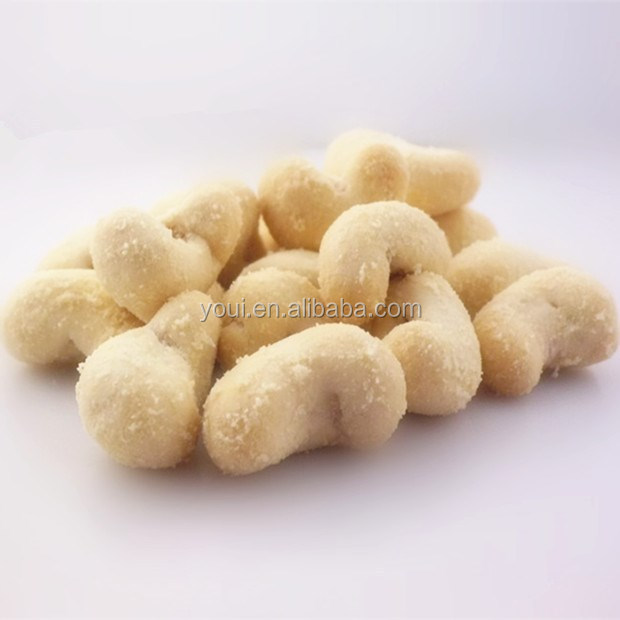 Coconut Flavor Coated Roasted Cashew Nuts