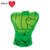 Inflatable green fists for advertising and inflatable hit promotional