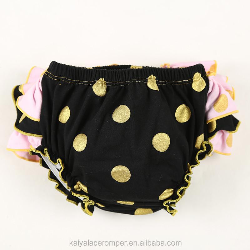 Amazoncom : White Baby Girl Ruffle Panties Bloomers