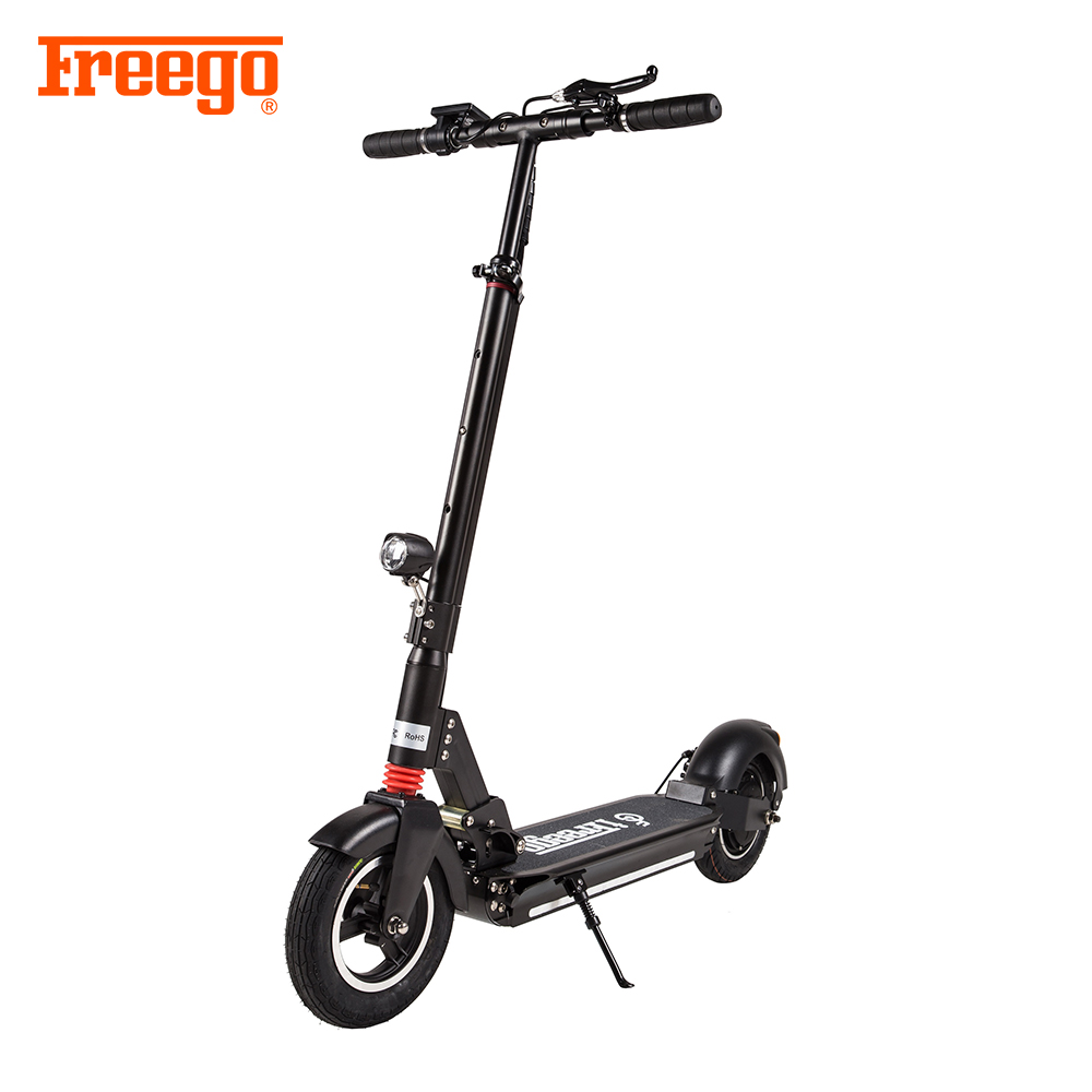 Freego factory Hottest 48V 7.8Ah Lithium battery 10 inch 2 wheels 8000w electric scooter, Customized