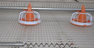 poultry equipment auto auger feeder pan broiler feeding system