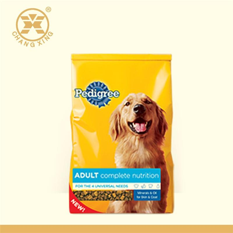 Saco de deleite real natural do cão do deleite de Canin / empacotamento de alimento do cão da pedigree de Whosale