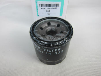 Engine Parts Of Oil Filter For Mazda CX5 Mazda 3 AXELA And Mazda 6 ATENZA  Engine