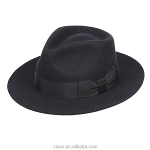 Men Wool Felt Hat Wholesale 584644eff8bc