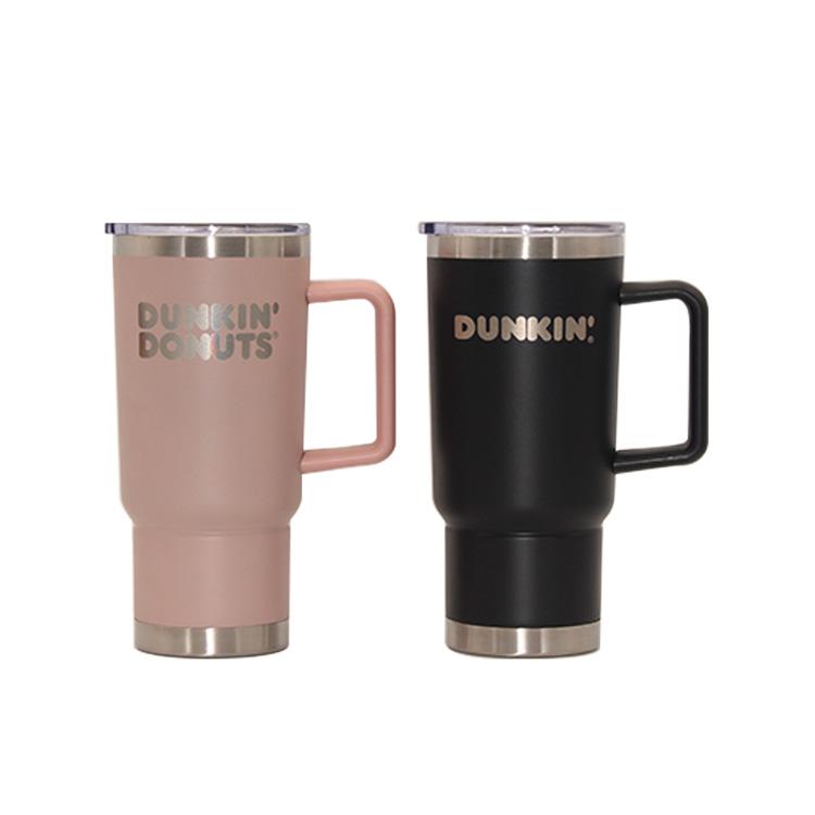 Personalize custom stainless steel 26OZ travel mug,coffee mug with handle