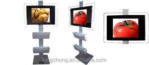 I3 point of sale machine 32 inches DID video advertising players/LCD monitor/screen/TV media