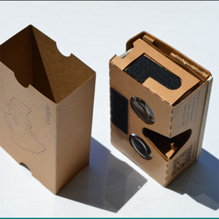 VR glasses 3d video games glasses Google cardboard vr version 2